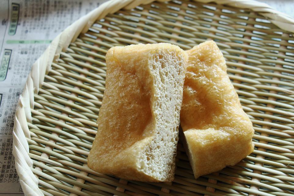 島根県の石見食品さんの油揚げ